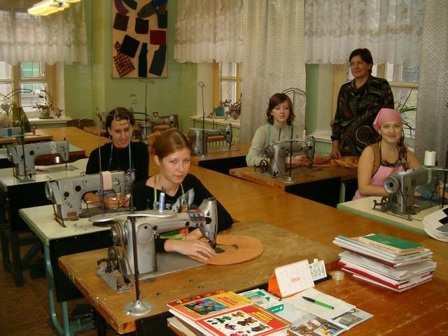 Колледж легкой промышленности курсы шитья